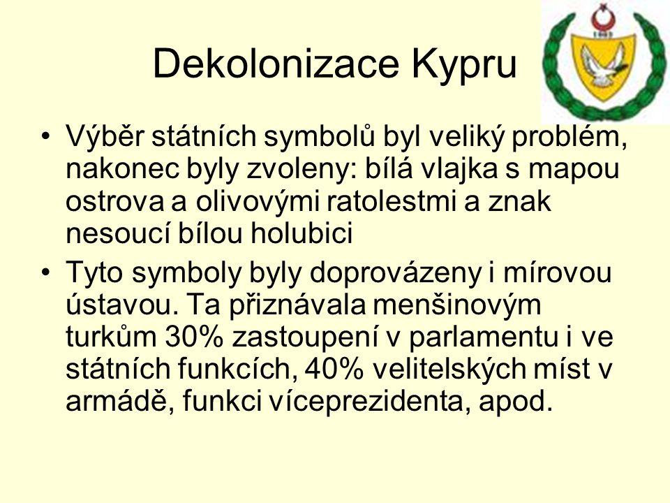 Dekolonizace Kypru