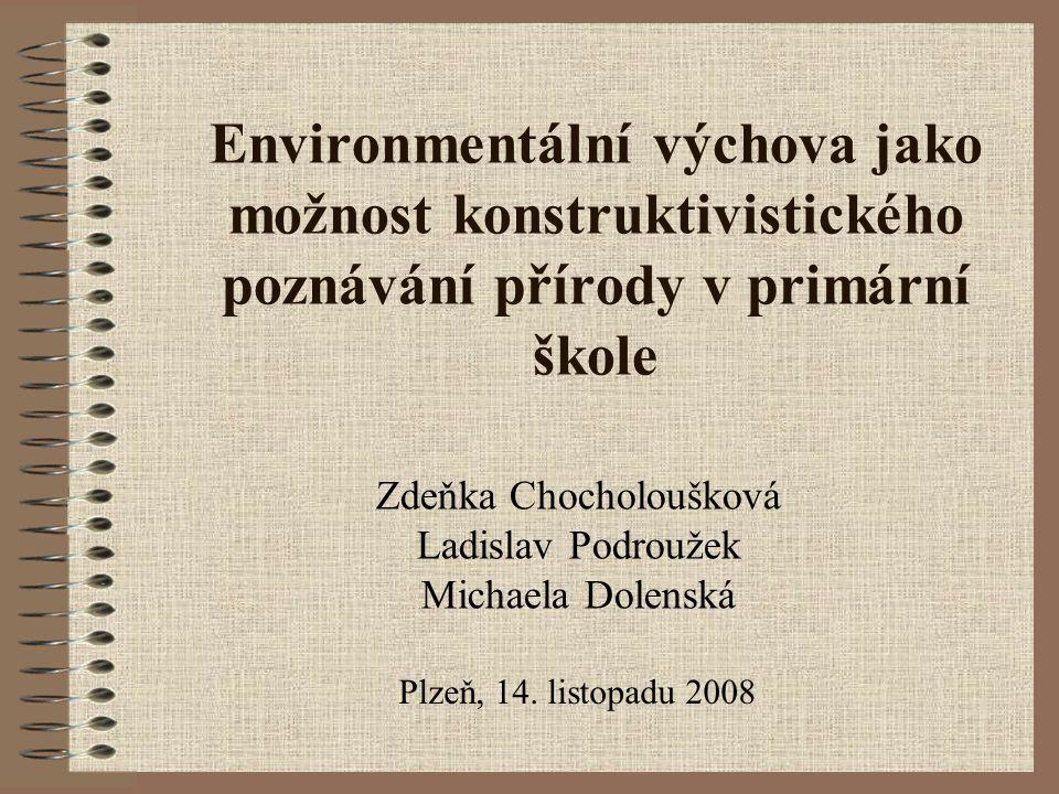 Zdeňka Chocholoušková
