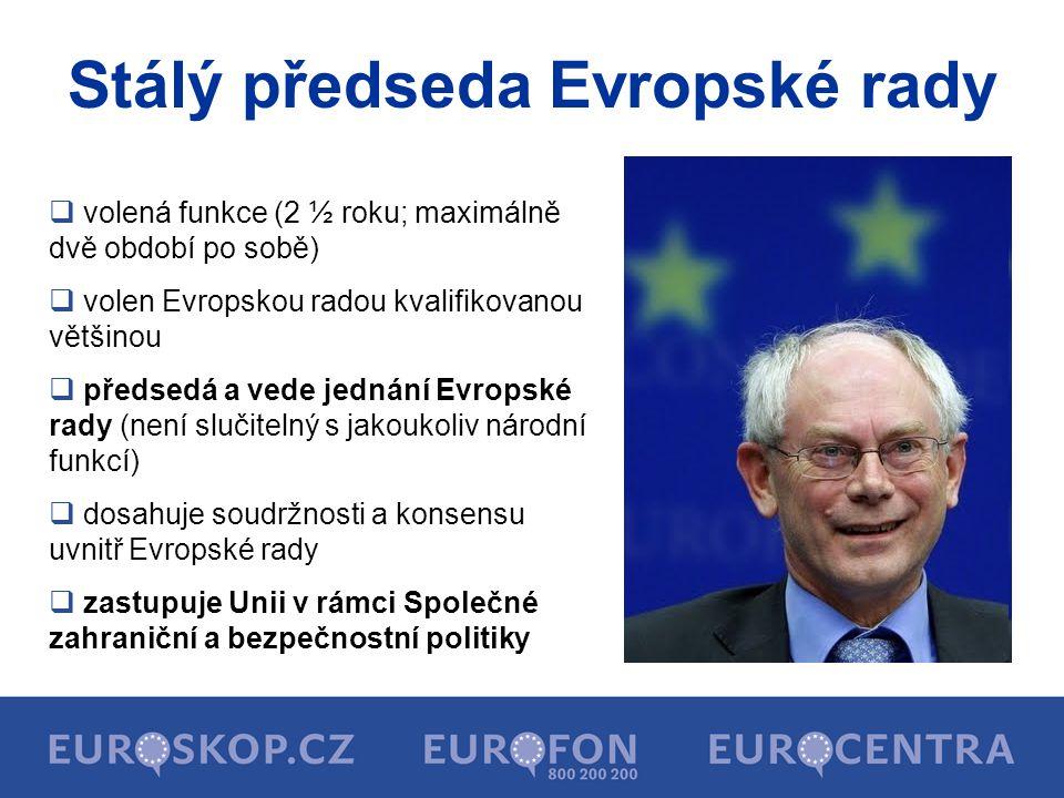 Stálý předseda Evropské rady