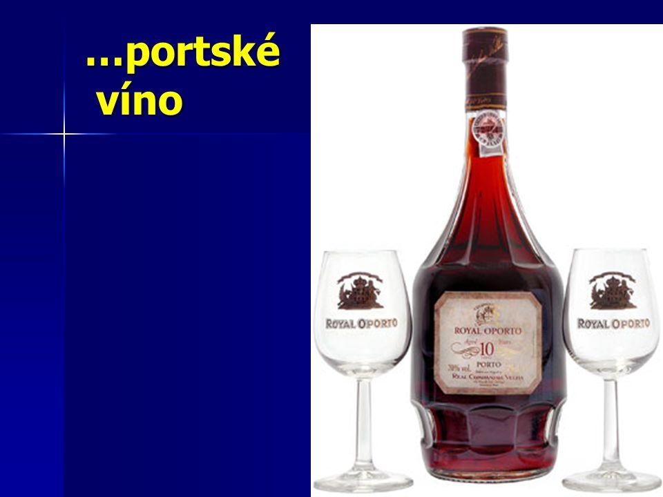 …portské víno