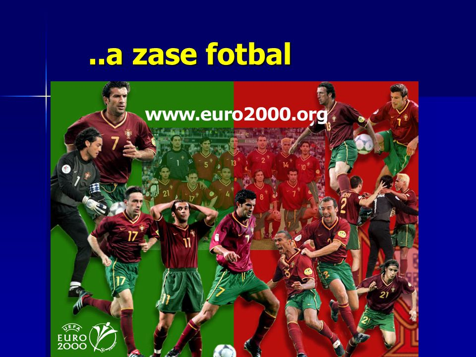 ..a zase fotbal
