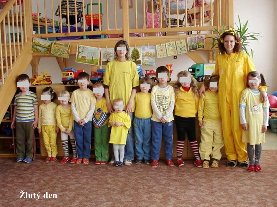Žlutý den