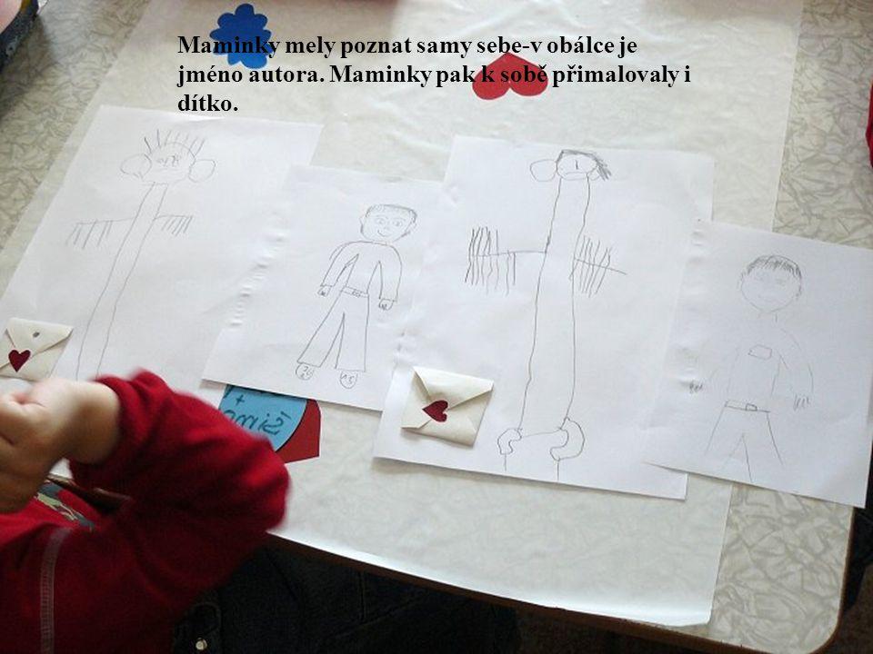 Maminky mely poznat samy sebe-v obálce je jméno autora