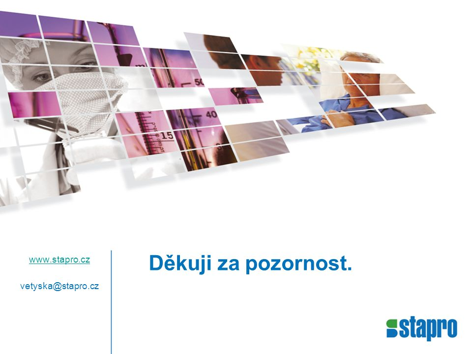 www.stapro.cz vetyska@stapro.cz
