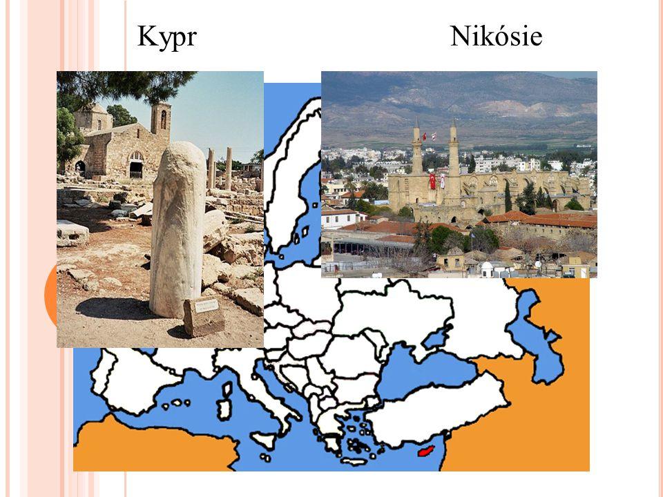 Kypr Nikósie