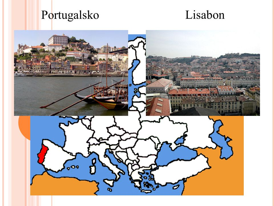 Portugalsko Lisabon