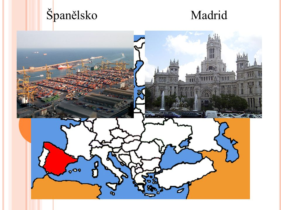 Španělsko Madrid