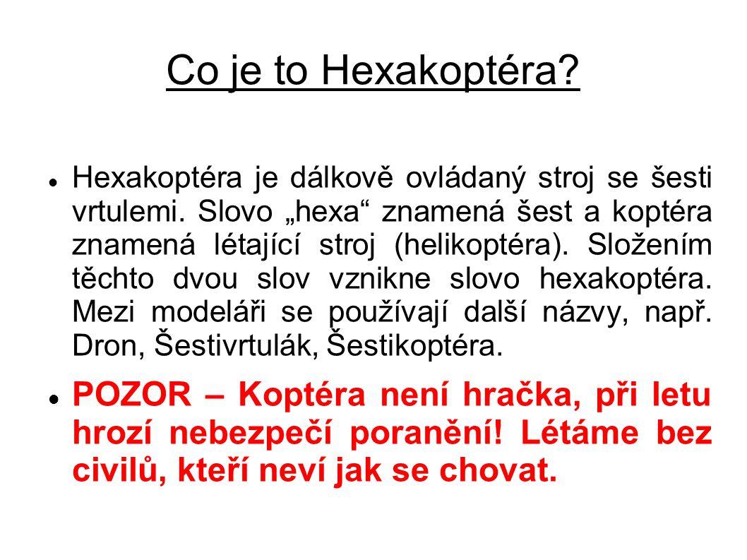 Co je to Hexakoptéra