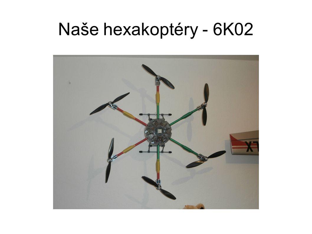 Naše hexakoptéry - 6K02