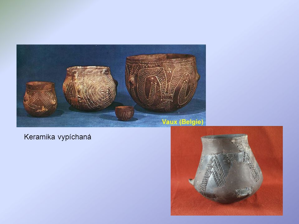 Keramika vypíchaná