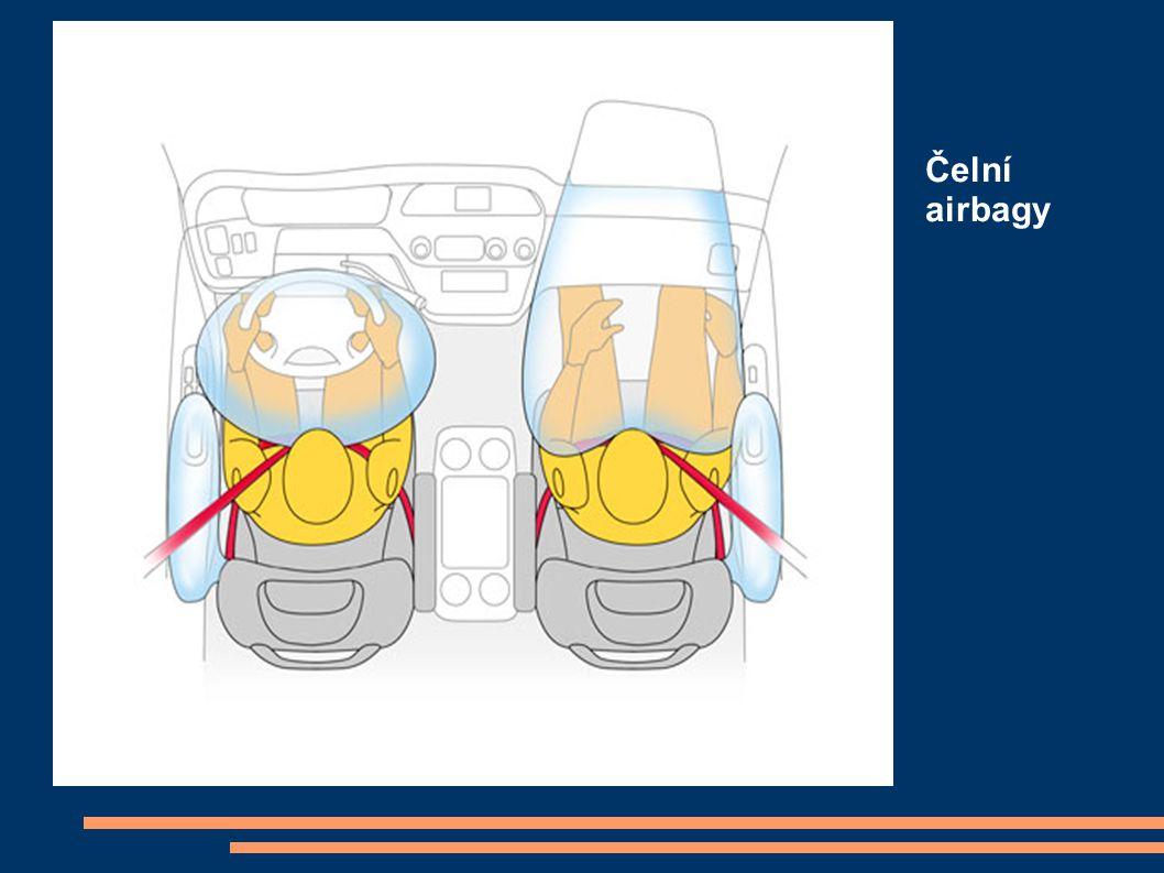 Čelní airbagy