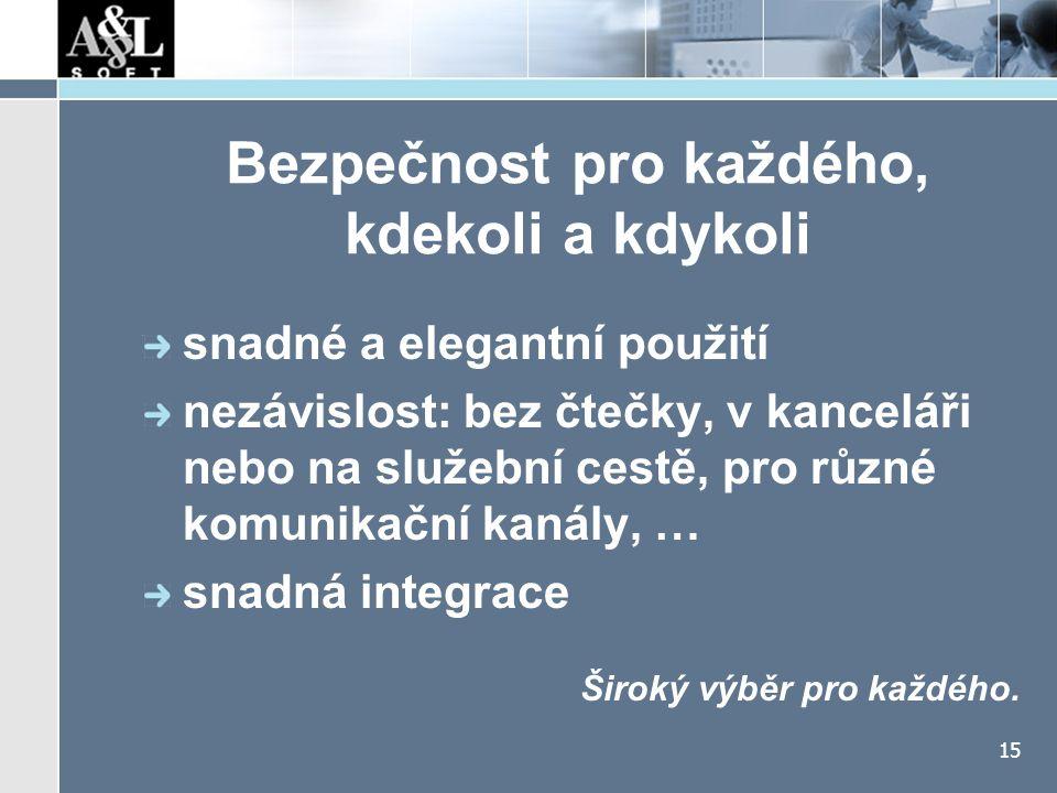 Digipass GO 1 Děkuji za pozornost Karel Krenželok krenzelok@alsoft.cz