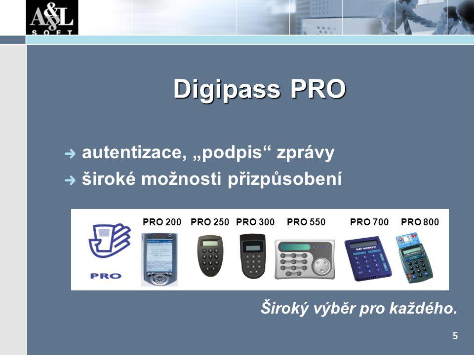 Digipass DESK stolní provedení čtečka čipových karet, notebook