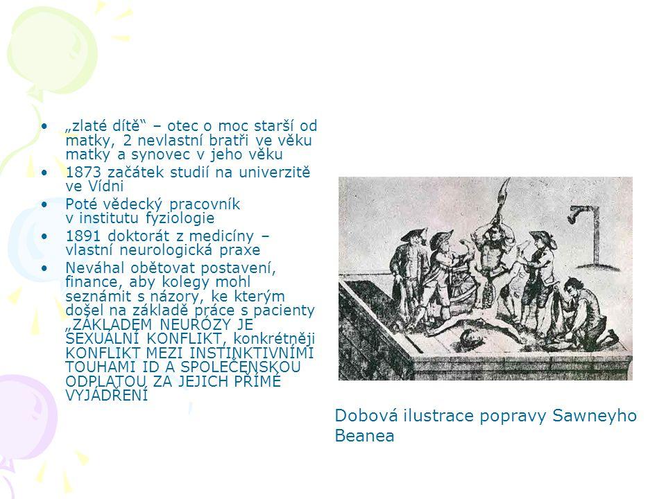 Dobová ilustrace popravy Sawneyho Beanea