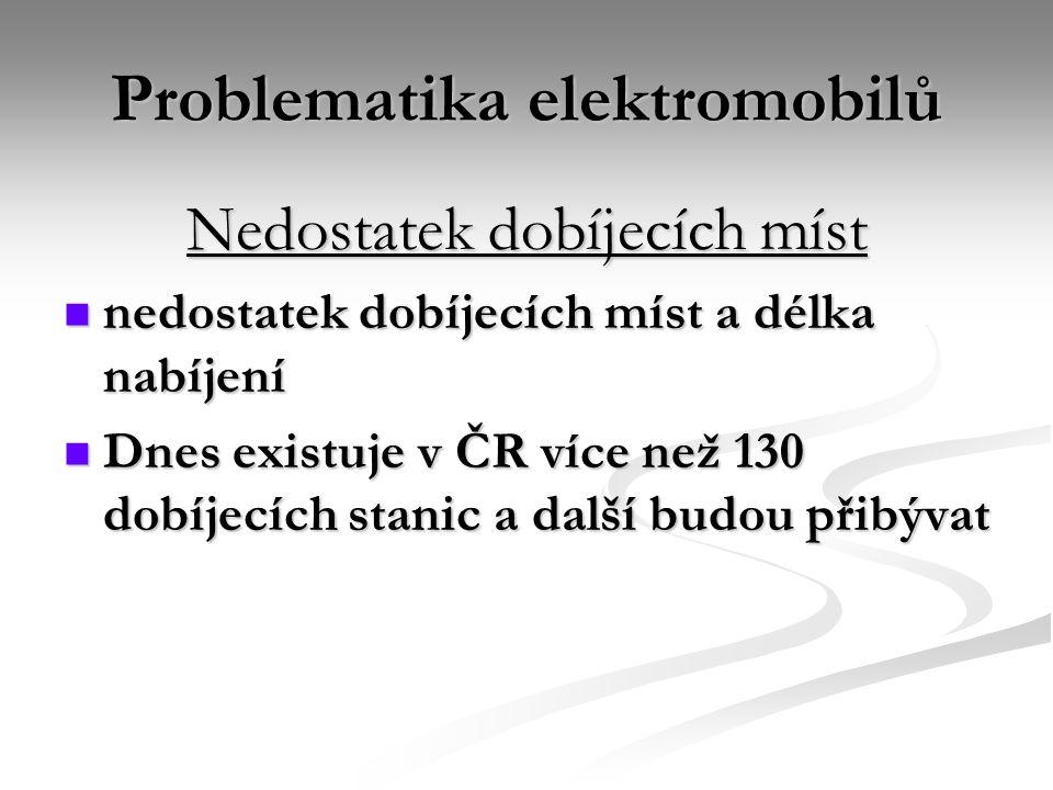 Problematika elektromobilů