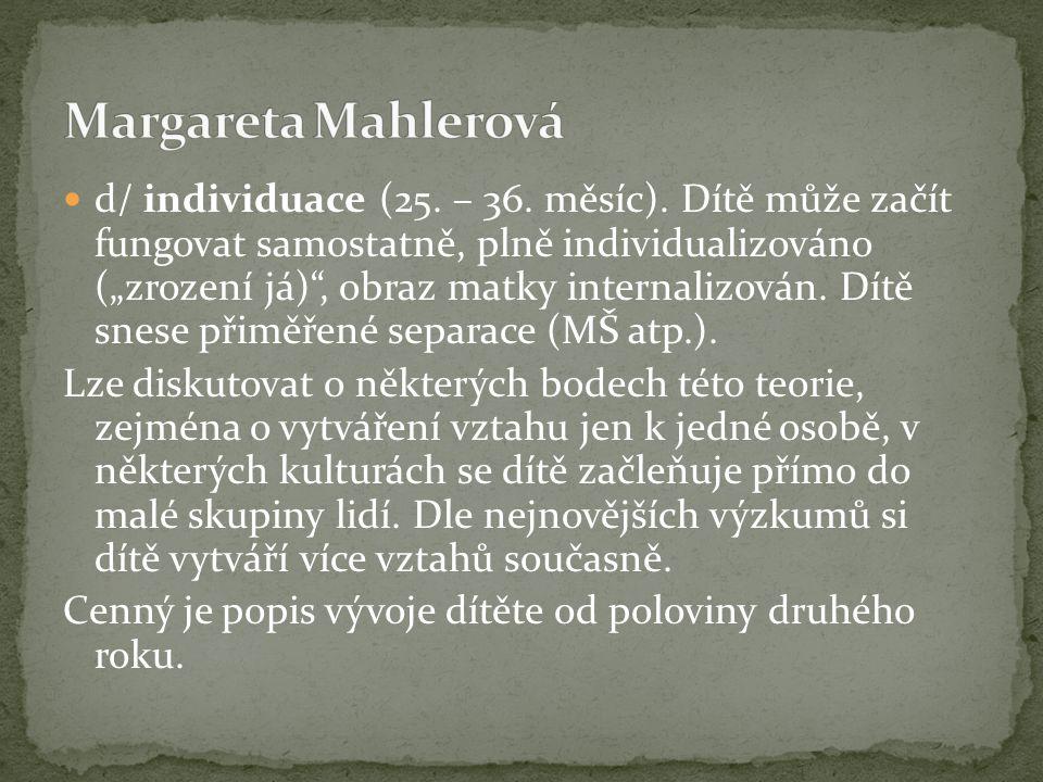 Margareta Mahlerová
