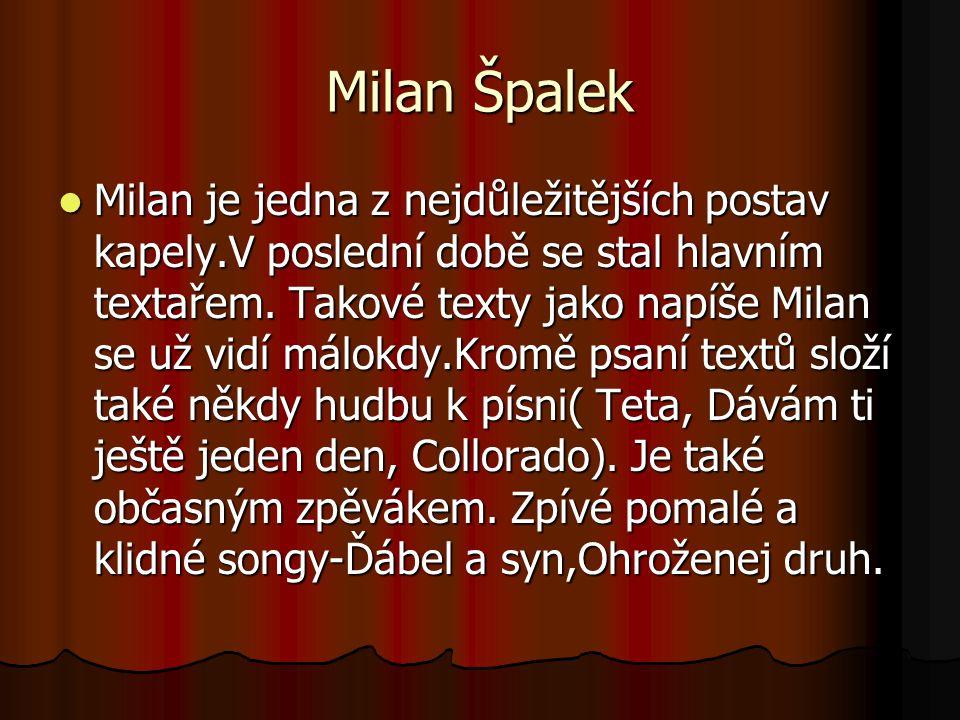 Milan Špalek