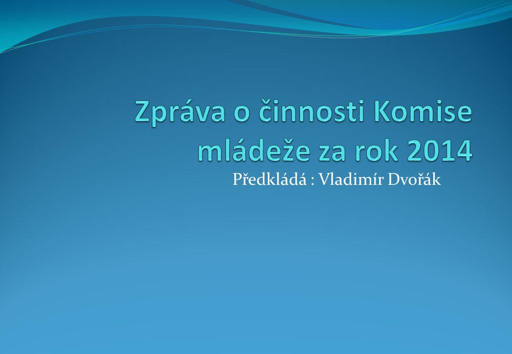 Zpráva o činnosti Komise mládeže za rok 2014
