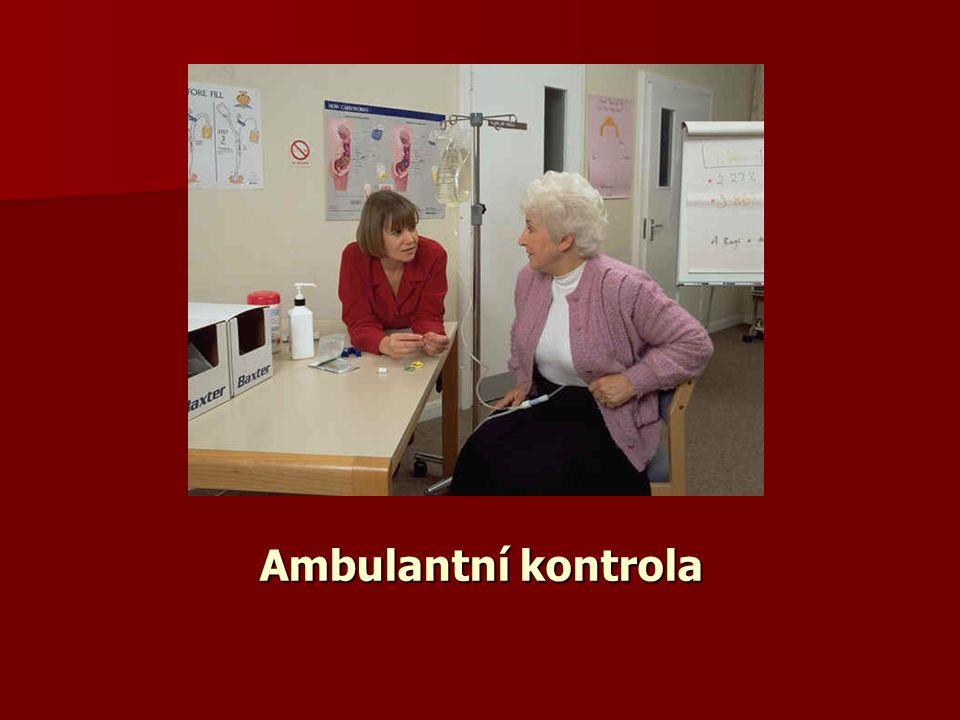 Ambulantní kontrola