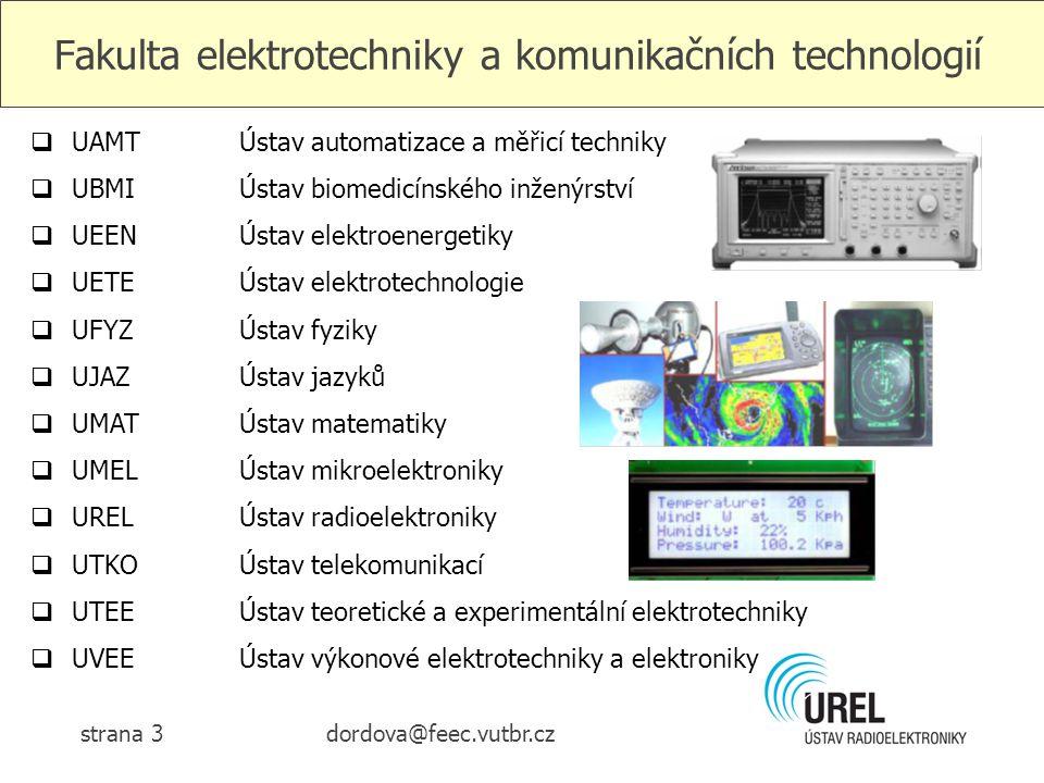 Fakulta elektrotechniky a komunikačních technologií