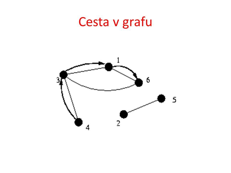 Cesta v grafu