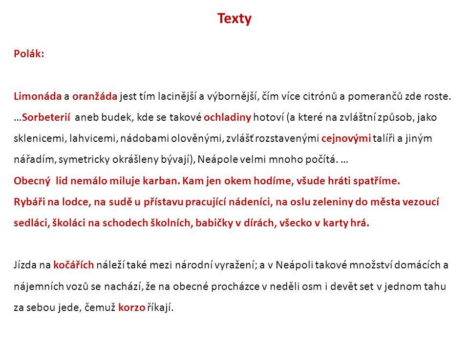 Texty Polák: