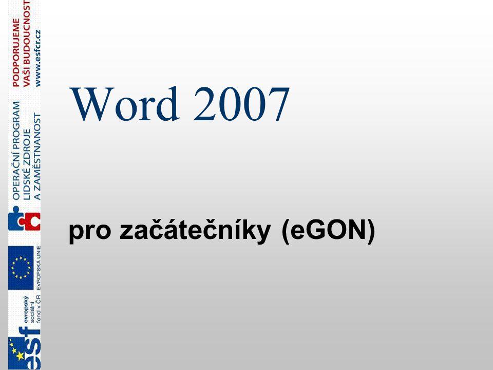 pro začátečníky (eGON)