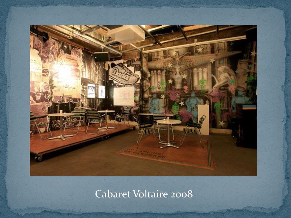 Cabaret Voltaire 2008
