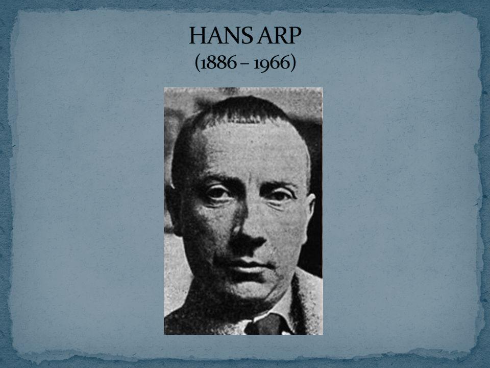 HANS ARP (1886 – 1966)