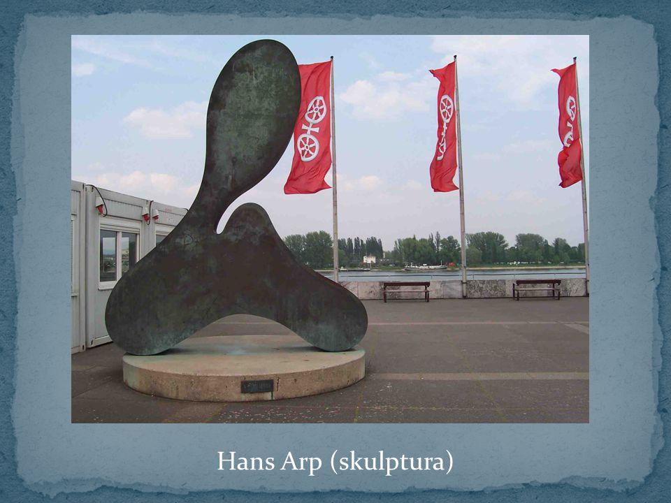 Hans Arp (skulptura)
