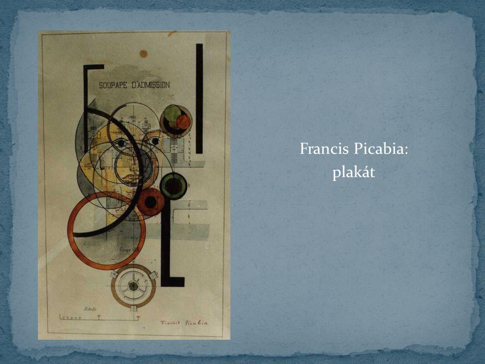 Francis Picabia: plakát