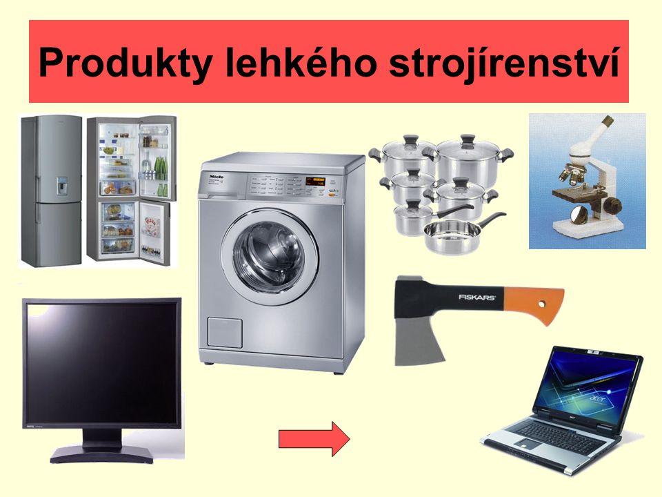 Produkty lehkého strojírenství
