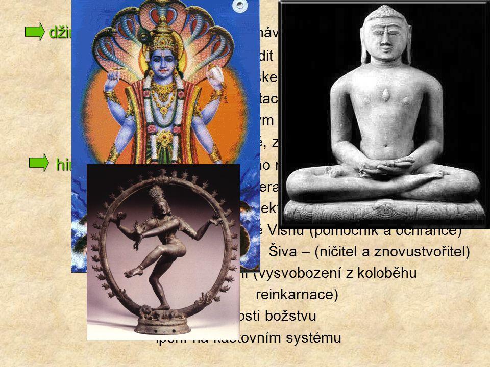 džinismus – Vardhamána Mahávíra (540 – 468 př. n. l.)