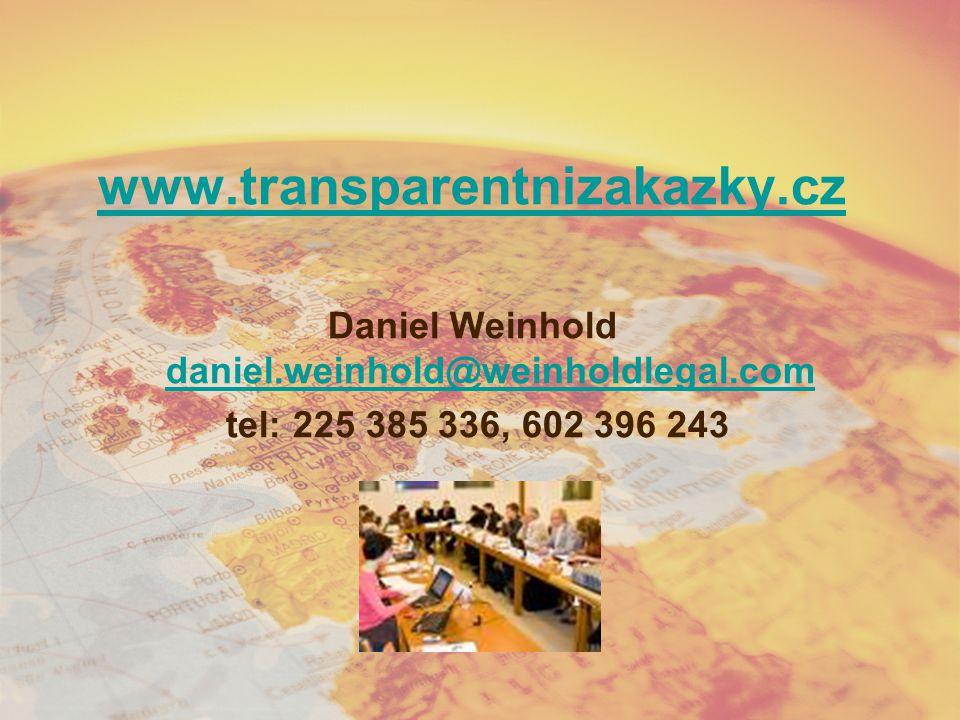 Daniel Weinhold daniel.weinhold@weinholdlegal.com