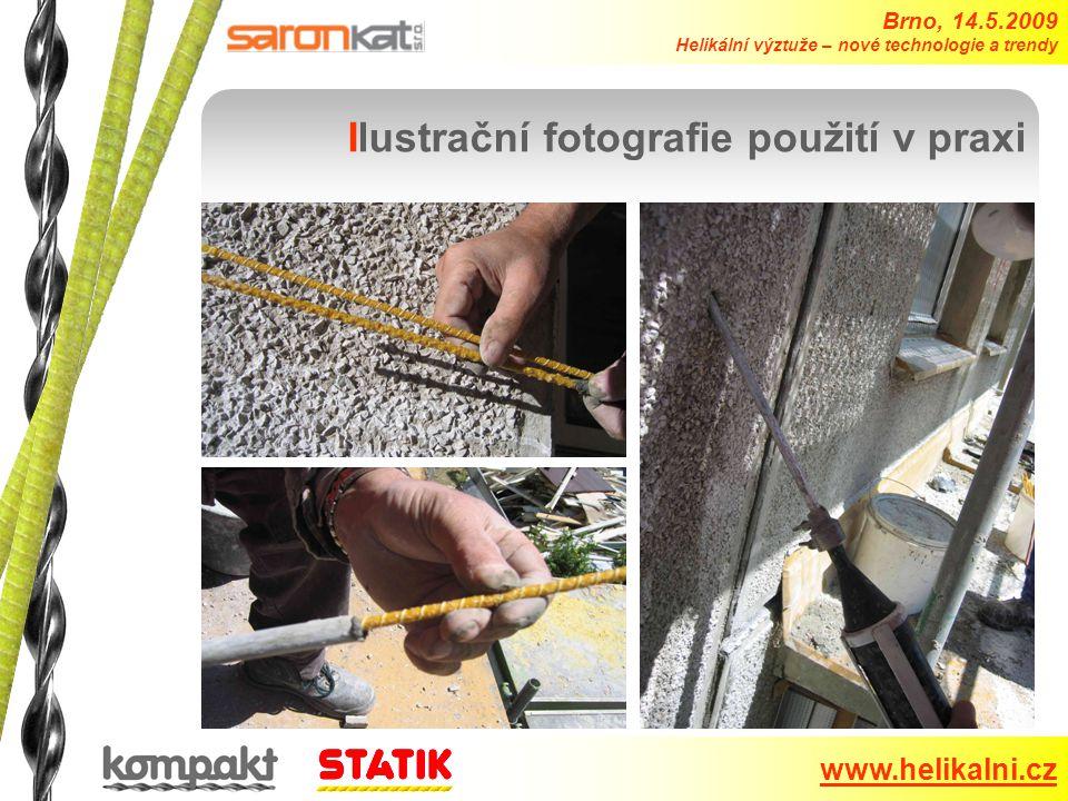 Ilustrační fotografie použití v praxi