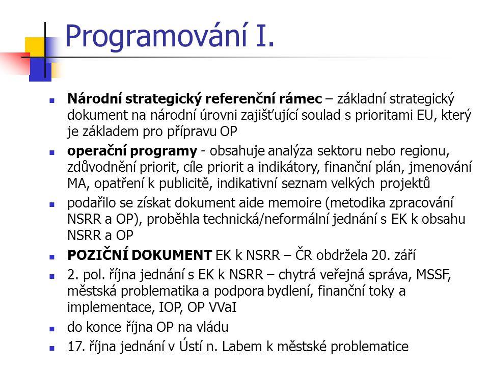 Programování I.