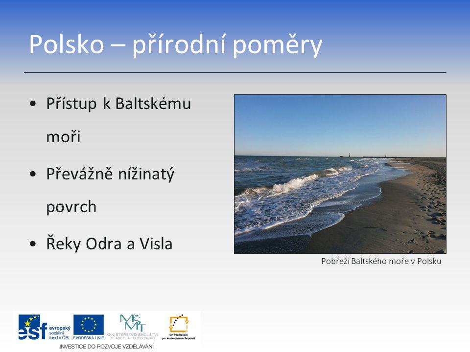 Polsko – přírodní poměry