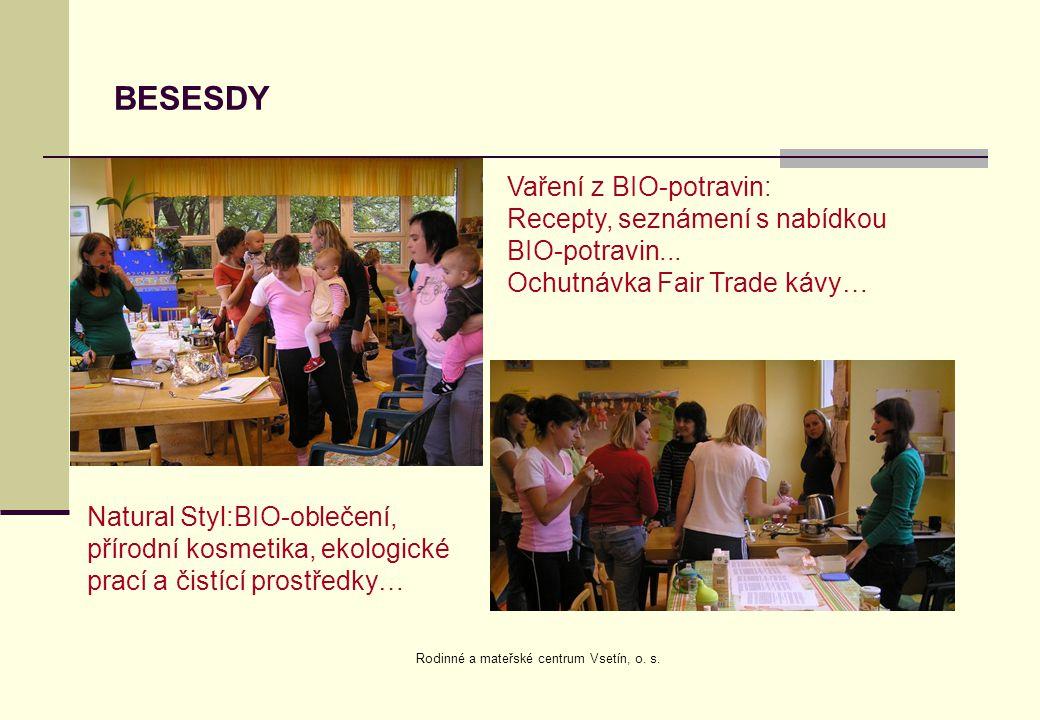 Rodinné a mateřské centrum Vsetín, o. s.