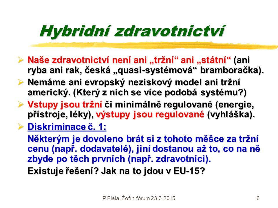 Hybridní zdravotnictví