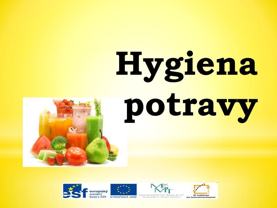 Hygiena potravy
