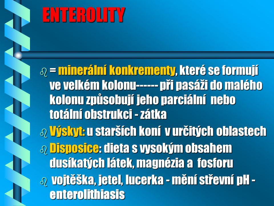 ENTEROLITY