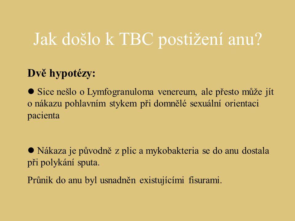 Jak došlo k TBC postižení anu