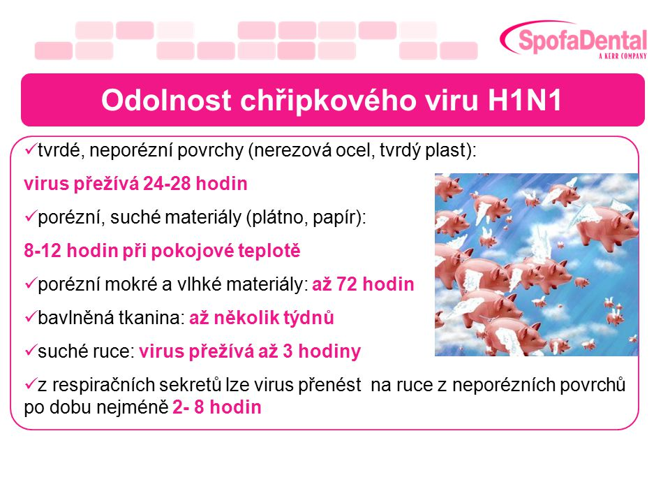 Odolnost chřipkového viru H1N1