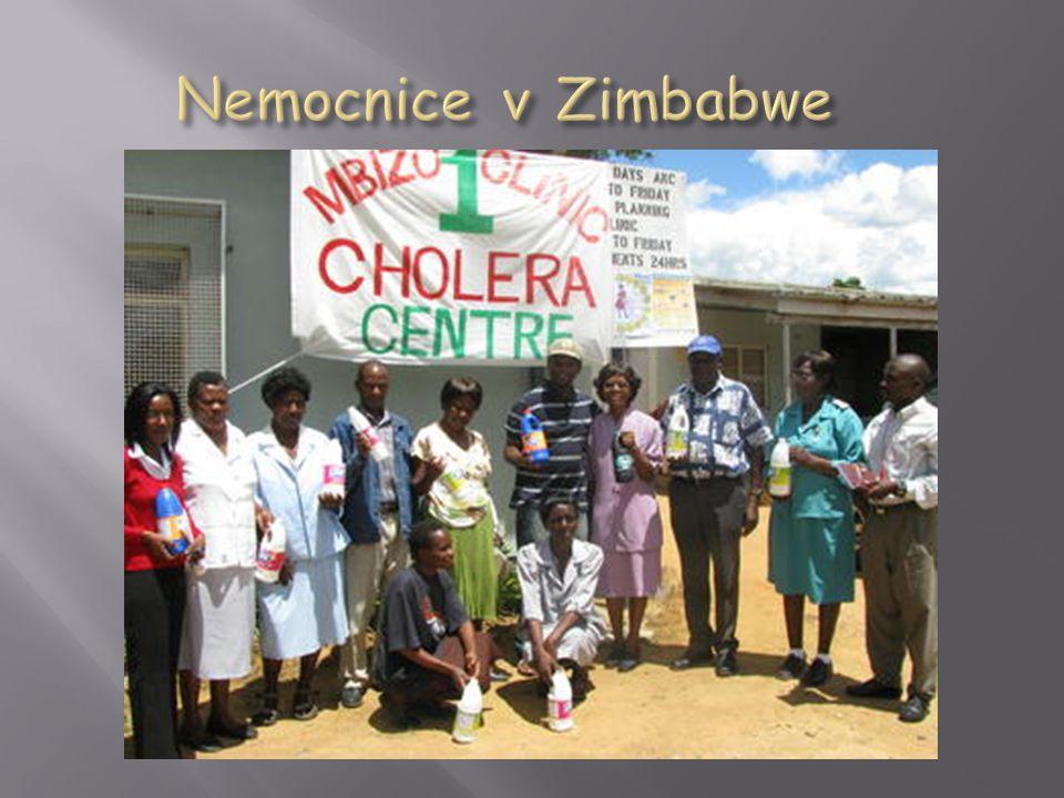 Nemocnice v Zimbabwe