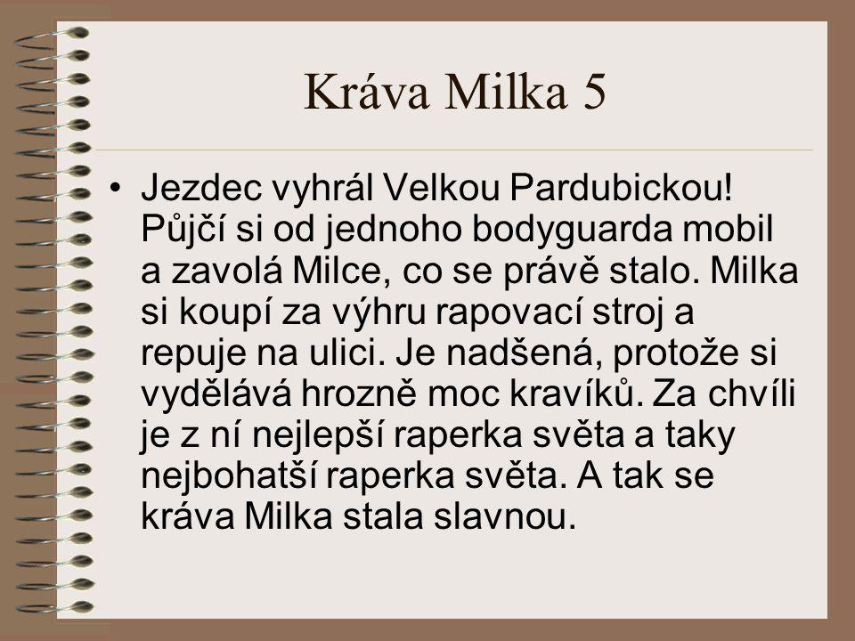 Kráva Milka 5