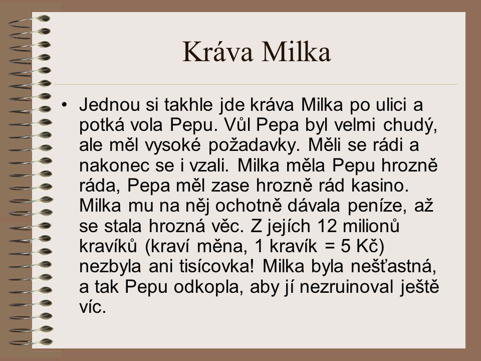 Kráva Milka