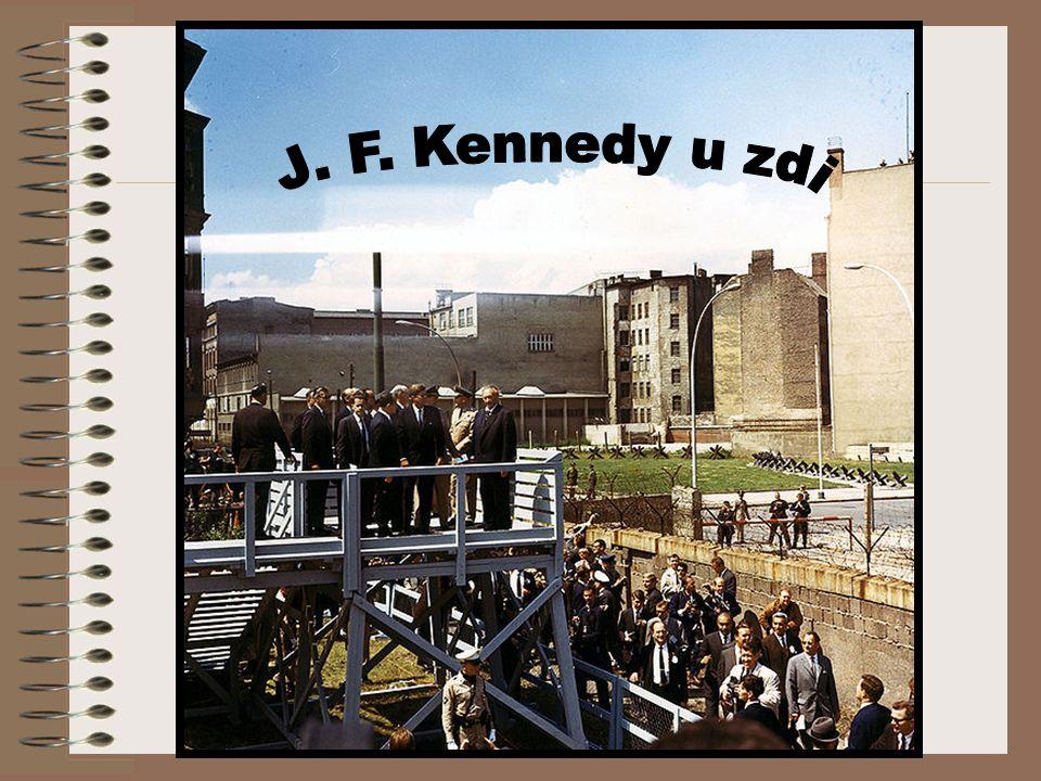 J. F. Kennedy u zdi