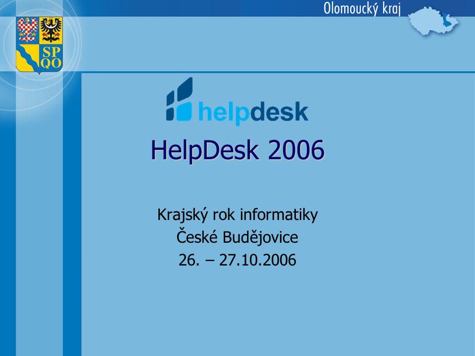 Krajský rok informatiky České Budějovice 26. – 27.10.2006