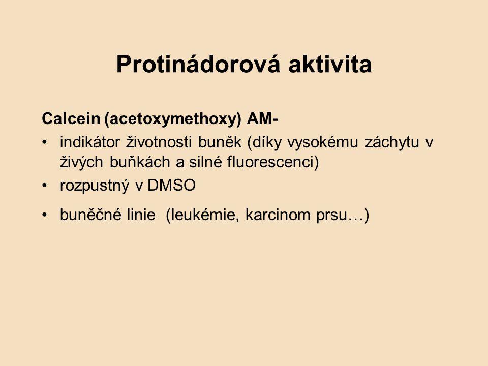 Protinádorová aktivita