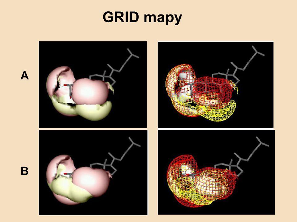 GRID mapy A B